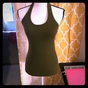 Lululemon M Racerback tank top activewear work out